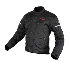 Куртка мужская INFLAME GROG текстиль, цвет черн...
