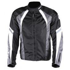 Куртка мужская INFLAME INFERNO текстиль+сетка, ...