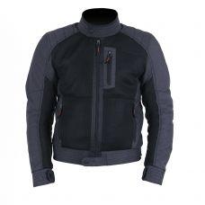Куртка мужская INFLAME K10132 текстиль+сетка, ц...