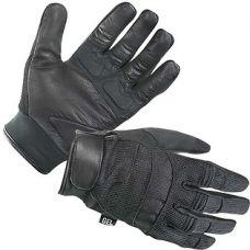 Xelement XG-879 Leather-and-Mesh Motorcycle Glo...