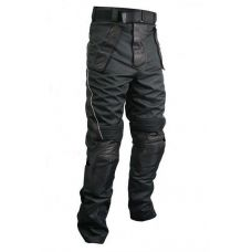 Xelement Men's Tri-Tex and Leather Motorcycle R...