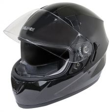Hawk ST-1150 Glossy Black Dual-Visor Full-Face ...
