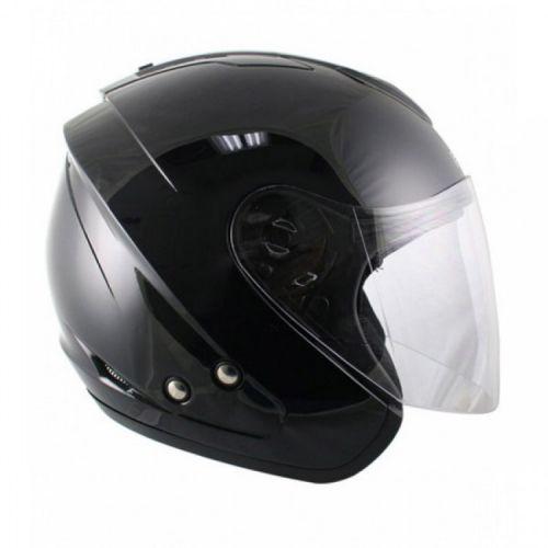 Hawk AP-80 Flat Black Modular Helmet
