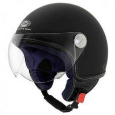 Шлем Vision чёрный матовый