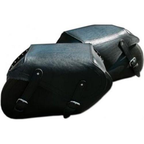 Кофры кожаные HB-100 средние
