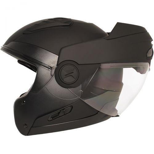 Hawk ST-1198 Transition Flat Black Modular Helmet
