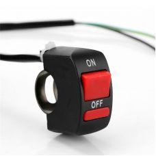 Переключатель кнопка на руль универсальный