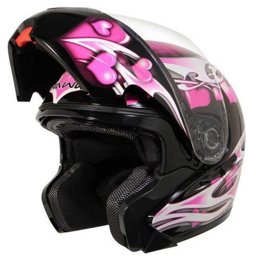 Шлем Hawk Pink Heart