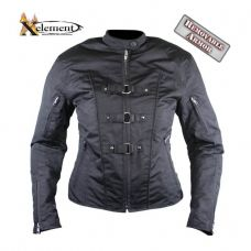 Мотокуртка женская Xelement Black Sky Tri-Tex Armored Jacket