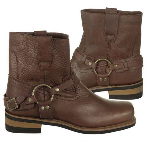 Мотоботинки Xelement Lace Harness boots