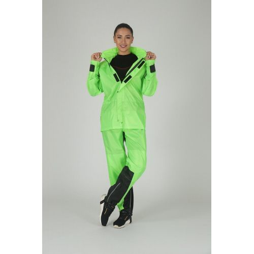 Мотодождевик Hyperlook Titan Green woman