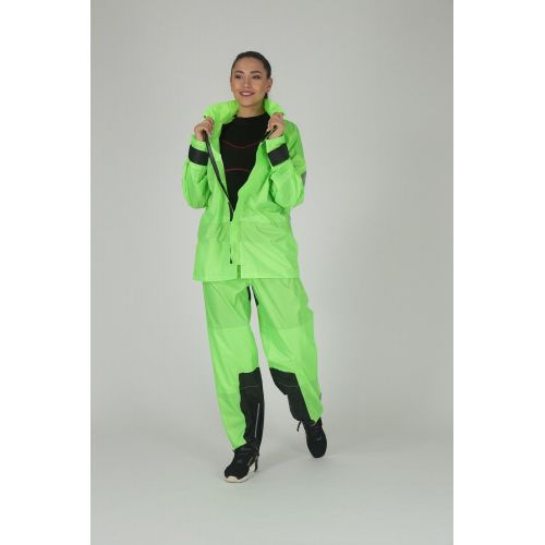 Мотодождевик Hyperlook Titan Green woman