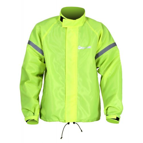 Куртка дождевика INFLAME RAIN CLASSIC, цвет зеленый неон