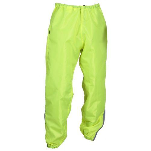 Штаны дождевика INFLAME RAIN CLASSIC, цвет зеленый неон