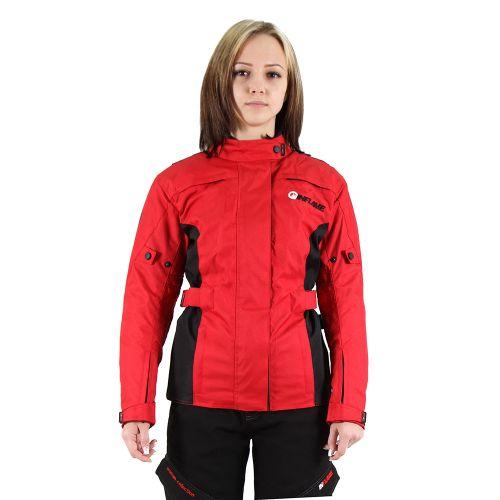 Куртка женская INFLAME RED FLAME текстиль, цвет красный