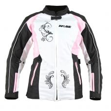 Куртка женская INFLAME TRACERY текстиль, цвет б...