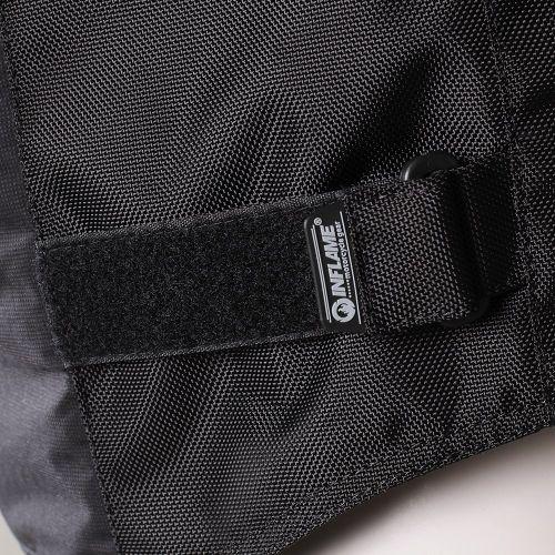 INFLAME BREATHE текстиль черный