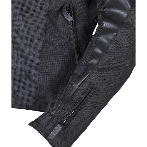 INFLAME INFERNO DARK текстиль +сетка черный