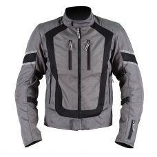 Куртка мужская INFLAME K10360 текстиль+сетка, ц...