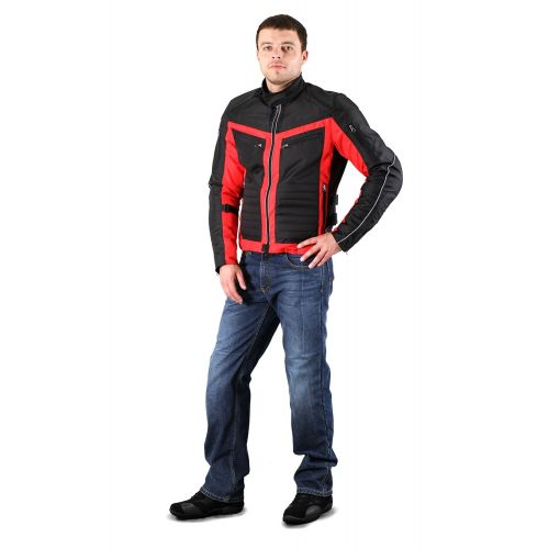 INFLAME K10520 текстиль черно-красный