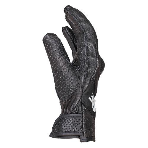Перчатки (дорожные) мужские INFLAME STORM, кожа, цвет черный