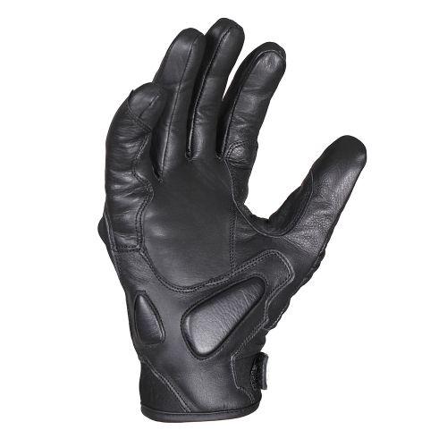 Перчатки (дорожные) мужские INFLAME STREET RACER, кожа, цвет черный