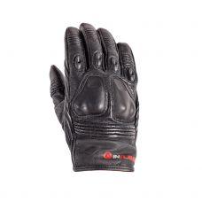 Перчатки (дорожные) женские INFLAME ARCHER, кожа, цвет черный