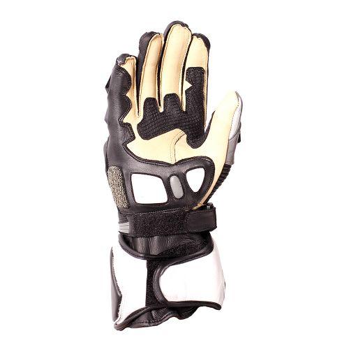 Перчатки (спорт) мужские INFLAME VINDICATOR, кожа, цвет черно-белый
