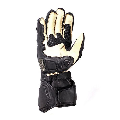 Перчатки (спорт) мужские INFLAME VINDICATOR, кожа, цвет черный