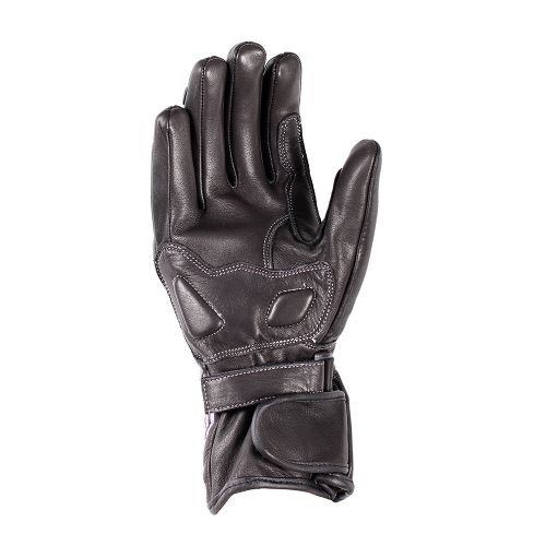 Перчатки (спорт) женские INFLAME AMAZON, кожа, цвет черный