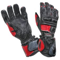 Vulcan Men's Black/Red NF-38155 Motorcycle Armo...