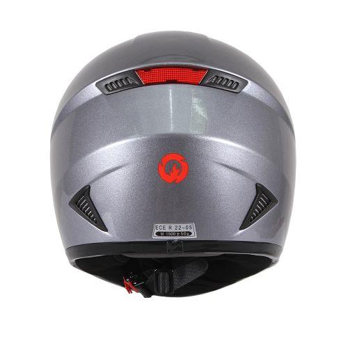 Шлем интеграл INFLAME OFFICER моно, титан