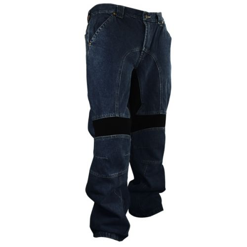Мотоджинсы Mens Classic Fit Denim Motorcycle Racing Pants