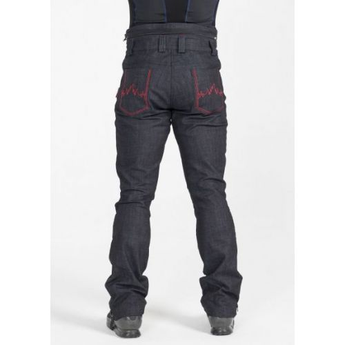 Мотоджинсы Hyperlook Hellboy kevlar