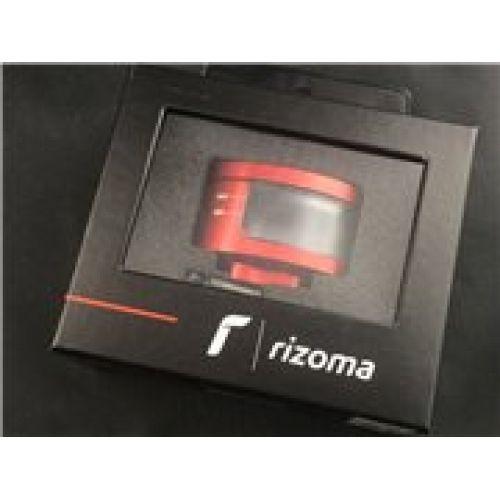 Бачок тормозной Rizoma red